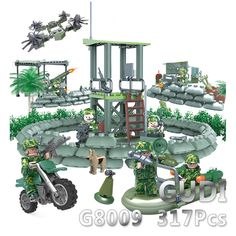 Us 1332 Gudi Models Building Toy Compatible With Lego 4 In 1 Blocks Toys Hobbies For Boys Girls Model Building Kits In Model Building Model Building Kits, Building Toys, Cat Toys, Doll Toys, Halloween Toys, Pumpkin Head, Baby Teethers, 4 In 1, Girl Model