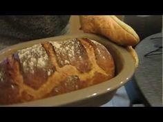 Großes Roggen-Mischbrot – Bilder und Rezept auf Tinas Küche