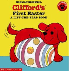 Clifford's First Easter - San Diego Public Library
