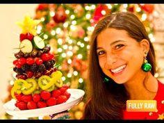 FullyRaw Edible Christmas Trees!