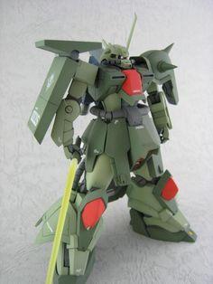 AMX-011 Zaku III Neo-Zeon Mashymre's Custom