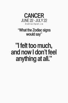 ♋ it happens...