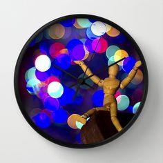 Mario Neta, Xtmas, wall clock