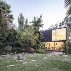#architecture : Noguera House / Riesco+Rivera arquitectos | ArchDaily © Aryeh Kornfeld