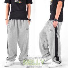 2013 mens Ever last grey color block lovers hip hop hiphop wei  sports  casual  pants for men $32.73
