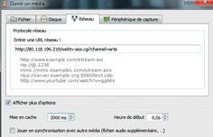 Enregistrer, capturer et diffuser des vidéos avec VLC