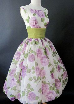 Gorgeous!  I can't decide if I like the floral print or the ruched waistband better.