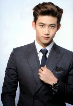 """I'm Going To Touch You"" Taecyeon New Korean Drama"