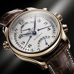 The Longines Master Collection Retrograde.