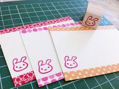 Washi Tape Cards / Tarjetas  www.washitapemexico.com
