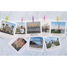 Memories in printed squares by Printiki