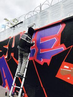 La liberté d expression est née sur les murs...