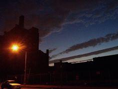 Domino Sugar Factory - October Night Light
