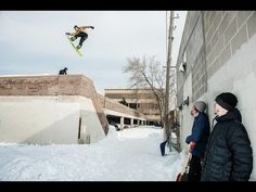 awesome X Games Real Snow: Burning Questions - Winter X Games