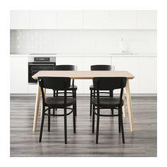 LISABO / IDOLF Table and 4 chairs  - IKEA
