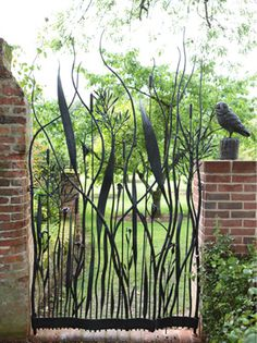Michael Jacques - LCG FWCB Master Blacksmith - Forge Ahead Ironworks Ltd - Artistic Metalwork - Wrought Iron Gates - Wrought Ironworks