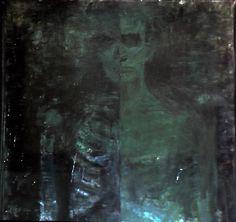 Night Gallery Season 1 - The Last Laurel (detail); painted by Tom Wright