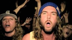 The Dirty Heads - Dance All Night (Official Music Video), via YouTube.