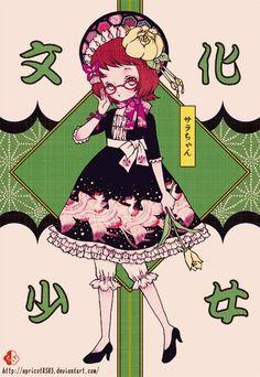 found Lolita Art