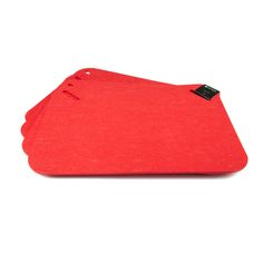 Sempli Cupa-Place Red Placemats