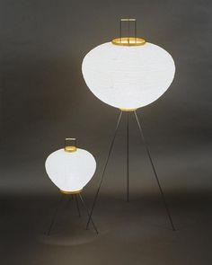 Lampe 10 A, 1955 Isamu Noguchi