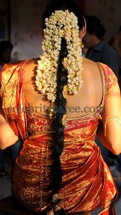 www.sameepam.com   Regina Bridal Silk Blouse | Saree Blouse Patterns