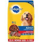 dog food recipes, Pedigree Adult Dry Dog Food - Roasted Chicken, Rice & Vegetable Flavor, Complete and balanced nutrition provides optimal levels of fatty acid to nourish skin, and help keep your dogs coat shiny and Roast Chicken And Rice, Roasted Vegetables With Chicken, Roasted Chicken, Chicken Rice, Grilled Veggies, Grilled Meat, Roasted Potatoes, Complete Nutrition, Proper Nutrition