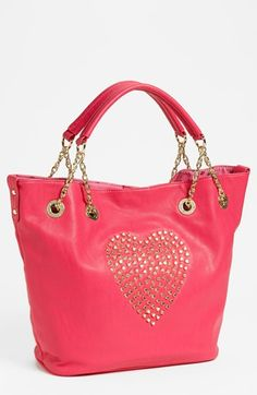 Betsey Johnson 'Heart Attack' Tote