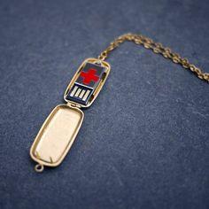 Fancy - USB Medical Locket