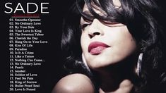 SADE Greatest Hits FULL ALBUM - Best Collection SADE - Best Songs SADE