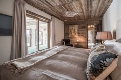 The Luxor chalet in Megeve