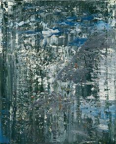 Gerhard Richter, Ice 4 on ArtStack #gerhard-richter #art