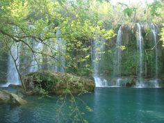 Beautiful Belek: Turkey's Playground ( Kursunlu Waterfalls )