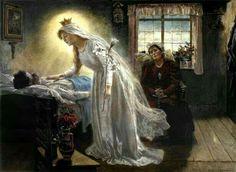 A cura de Santa Terezinha