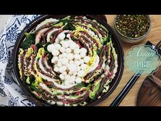 Mille-Feuille Nabe : A Thousand Leaves Hot Pot : 밀푀유나베 만들기 - YouTube