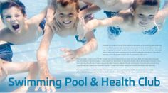 Face Holiday Village | Villas in Ooty | Brochure | Page - 19 | Swimming Pool and Health Club @ Face Holiday Village