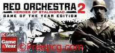 Red Orchestra 2 Heroes of Stalingrad with Rising Storm Free Download PC Game