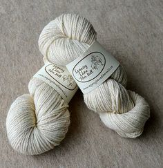 Great source for eco friendly dyeable yarns :)