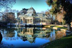 Palacio de Cristal del Retiro.Año 1887 « Espacio de Raúl
