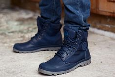 2decdec68ad Palladium Boots: AW13 Collection | FashionBeans Walk In My Shoes, Me Too  Shoes,