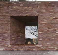 Heidelberg Castle Visitor Center in Germany by Max Dudler Architekt
