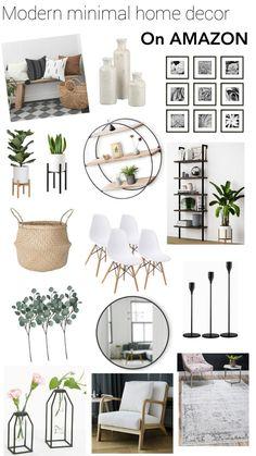 Amazon Home Decor, Affordable Home Decor, Home Decor Items, Home Decor Styles, Home Goods Decor, Living Pequeños, Home And Living, Room Decor Bedroom, Living Room Decor