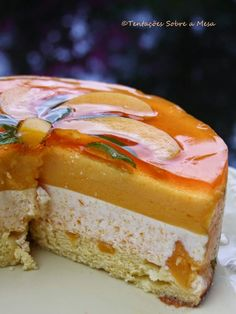 My Recipes, Sweet Recipes, Cake Recipes, Dessert Recipes, Gourmet Desserts, Delicious Desserts, Chocolate Caliente, Bread Cake, Portuguese Recipes