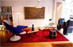 Apollo, Bolt, Rocky stool by Note Design Studio at Galvani Toulouse Note Design Studio, Notes Design, Toulouse, Apollo, Floor Chair, Stool, Flooring, Table, Furniture