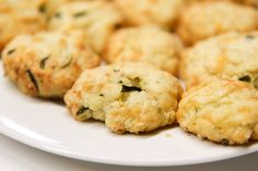 The most delicious Rosemary and Parmesan mini scones