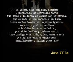 José Villa...