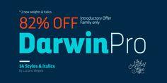 Darwin Pro - Webfont & Desktop font « MyFonts