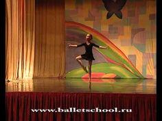 Lada Sartakova (age 10) - YAGP 2013 first place classical performance