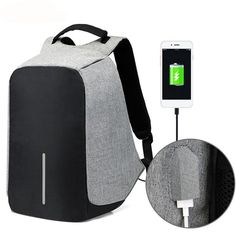 smartbackpack – smart backpack Waterproof Backpack 95f083943dd7a