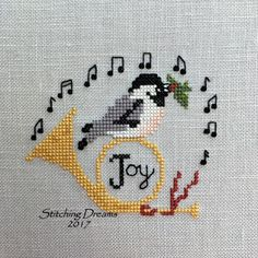 Stitching Christmas In a Time of Transition